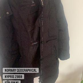 Geographical Norway jakke