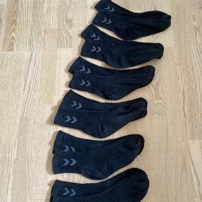 Hummel sokker sælges 😀  Str. 36/40  6 par 40,-