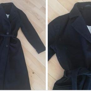 Uld frakke fra one hundred
