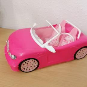 Barbie bil