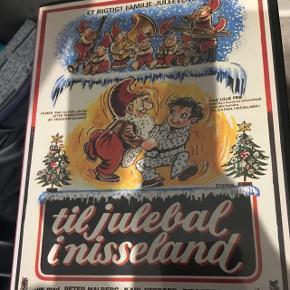 Gammel dansk julefilm - Til julebal i nisseland