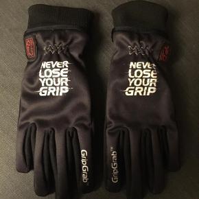 Brand: Grip Grab Varetype: Andet Størrelse: XXS/6 Farve: Sort