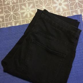 Str 40 Divided Skinny High jeans Brugt 2 gange Fra røgfrit hjem