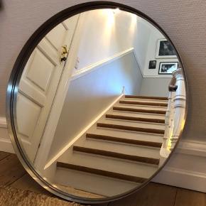 Rundt spejl 58cm i diameteren