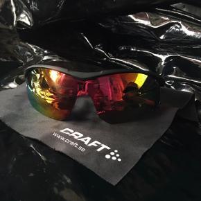 Craft cykelbriller, hardcase etui medfølger 👽