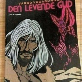 Vargo vagabonden tegneserie Den levende gud  -fast pris -køb 4 annoncer og den billigste er gratis - kan afhentes på Mimersgade 111. Kbh n - sender gerne hvis du betaler Porto - mødes ikke andre steder - bytter ikke