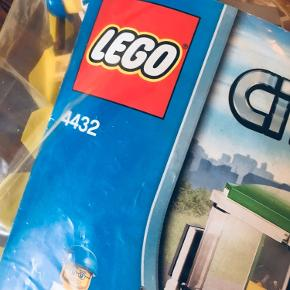 Renovationsvogn - LEGO City 4432.   Samlet, skilt og med manual og samtlige klodser