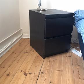 """IKEA - sengebord """"MALM"""""""