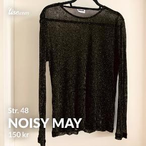 Noisy may bluse