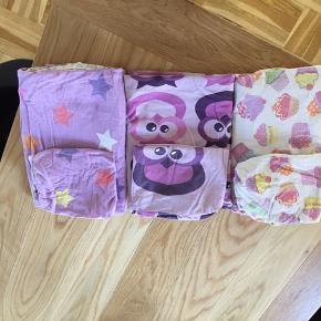 3 stk junior sengetøj