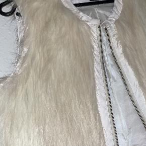 Amisu pels- & skindjakke