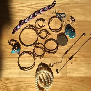 Forskellige smykker BYD!