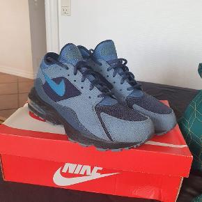 Meget eksklusiv sko Nike Air Max 93 'Navy' - size? exclusive Ses ikke hverdag Condition 9/10 Villig til at forhandle pris men ingen skambud  Med OG box