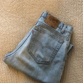 Vintage Levi's 550s, fit a 38-40 slightly oversized. Selling as its too large  W32 L34