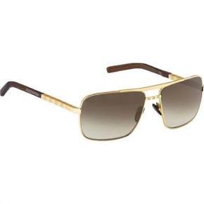 Varetype: Solbrille  Størrelse: One size  Farve: Brun/guld  Nypris: 3.250 kr  Kvittering, boks haves.  Kan sendes på sælgers regning evt.  Bruger ikke dem mere og har købt nogle nye . Derfor de sælges..