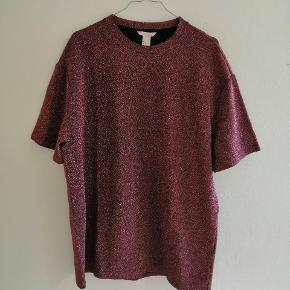 Lang glimmer t-shirt