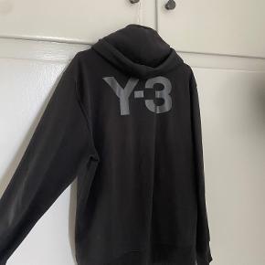 Y-3 hættetrøje