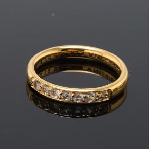 Materialer: forgyldt sølv og 7 topaser  En enkel og feminin ring fra Christina, hvor elegance og anvendelighed er i højsædet. Ringen er fremstillet i forgyldt sølv og har syv topaser sat på ved siden af hinanden i forlængelse. Ringens topaser står i smuk kontrast til den varme, gyldne farve.  Str. 51. Vejl. Udsalgspris 599,-  Byd   Kan sendes for købers regning 📦  Få 50% på din første Goodiebox! 🤩 Skriv din e-mail i pb, og jeg sender dig straks en kode! 🌸