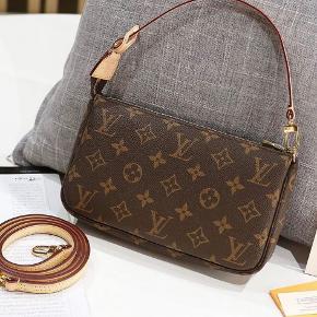 AA+ kopi Louis Vuitton taske, aldrig brugt