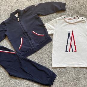 Moncler Tøj til drenge