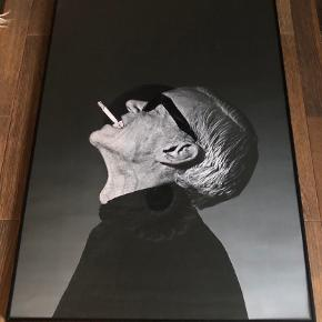 Hej  Jeg sælger denne Han Kjøbenhavn plakat.  Mål: 70x100 CM  Ramme følger ikke med!!  Sendes i paprør  Nypris: 400
