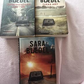 Bedemandens datter paperback Inkas arv paperback SOLGT Den tredje søster hardback SOLGT