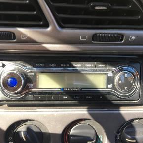 Blaupunkt bilradio Med DVD afspiller