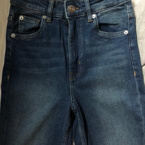 Aldrig brugte jeans med elastik