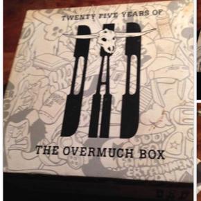 DAD box ny aldrig hørt  Udgået box  Perfekt til en samler