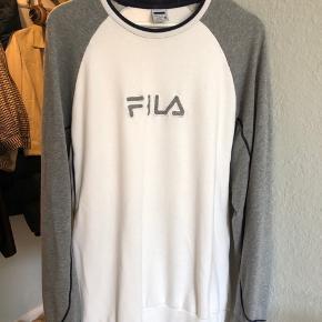 Fed FILA vintage 90'er trøje
