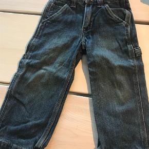 Varetype: Bukser Størrelse: 3år Farve: Blå