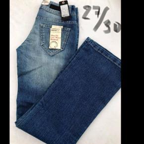Lækre cowboybukser fra Ichi - Slim Fit Low Waist Boot cut Np = 250 Mp = 50 Helt ubrugte men passer dem ikke derfor den billige pris