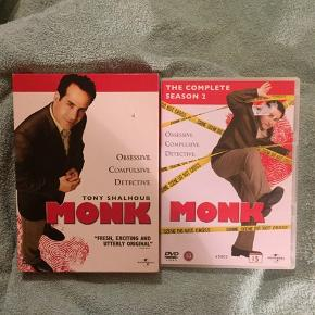 Monk 1-2 season