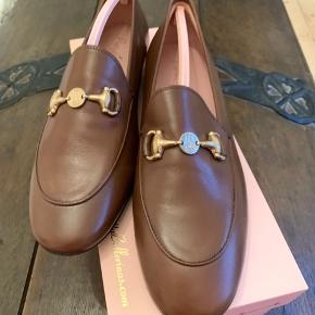 Super fede loafers fra Pretty Ballerinas i det lækreste skind. Aldrig brugt Nypris 1600kr