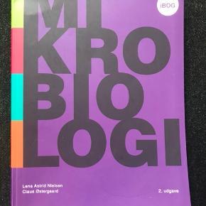 Mikrobiologi - Hånden på hjertet. Bog til bl.a. sygeplejerske udd.   iBog er brugt og kan ikke genbruges.  Bogen står uden noter eller overstregninger