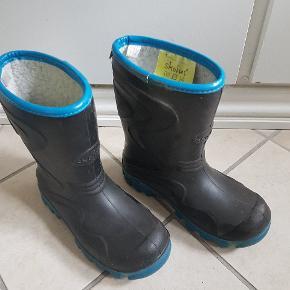 Termo støvler fra Sofus str 35 brugt  en halv sæson   sælges for 60 kr  afhentning på adressen i Hvidovre