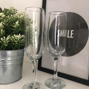 Super fine champagneglas!