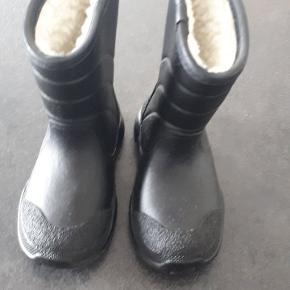 Lækre forede gummistøvler