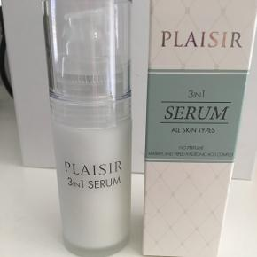 Helt ny og ubrugt 3in1 serum fra Plaisir! Se gerne mine andre annoncer også🌸 🌸🌸