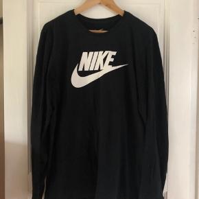 Nike LS herre T-shirt str L