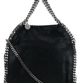 """""""Look a like"""" Stella McCartney taske.   Ægte skind, brugt en gang."""