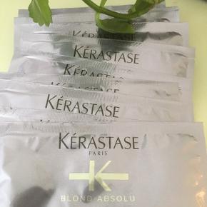 12 stk a 15 ml = 180 ml. Shampoo til blondt/lyst hår. Gode til weekendture og rejser Værdi ca 160 kr