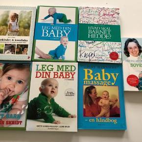 Baby børne bøger! Giv et bud... samlet eller hver for sig!