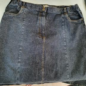 Cowboy bukser str 50  Freeform  Talje 2x 51 cm med stræk Længde ca 66 cm