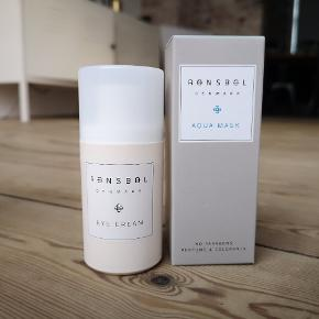 Øjencreme + Aqua Mask / Serum