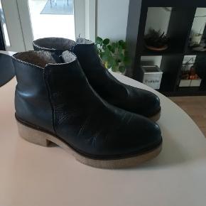 Vinterstøvler med varmt for