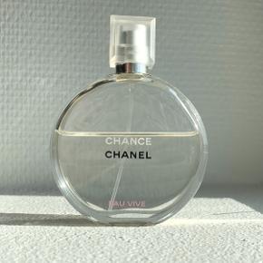 Chance Chanel Eau Vive  Flakon på 50 ml Nypris: 630kr
