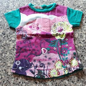 T-shirt fra Little Girl Star Køber betaler forsendelse