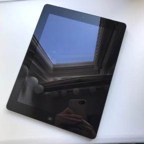 Sælger denne iPad da jeg ikke får den brugt :) kom med et bud!  Jeg sender ikke. Kom og afhent i Aarhus C.