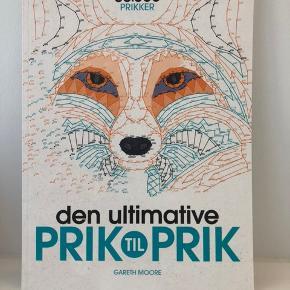 Den ultimative prik til prik bog, med over 30.000 prikker.  Helt ny.   Kan afhentes i Kastrup eller sende på købers regning.